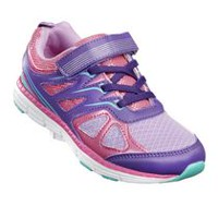 Athletic Works Toddler Girls' Sparky Athletic Shoes Pink 4