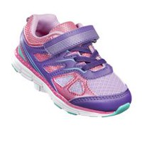 Athletic Works Toddler Girls' Sparky Athletic Shoes Pink 6