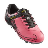 Athletic Works Girls' Penalty Cleats Pink 11