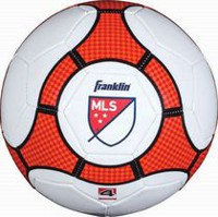 MLS Soccer Ball Red