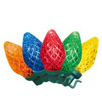 Holiday time Ultra Bright LED C7 Light Set
