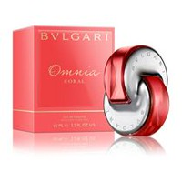 Bvlgari Omnia Coral Eau De Toilette Spray For Women 65 ml