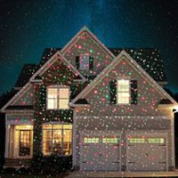 Holiday time Star Laser Light