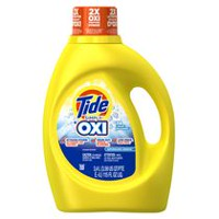 Tide Simply Plus Oxi Liquid Laundry Detergent, Refreshing Breeze