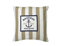 Ivory Park Nautical Stripe Decorative Throw Cushion