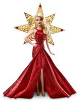 Barbie 2017 Holiday Barbie Doll