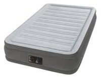 Intex Twin Comfort-Plush Mid Rise Airbed