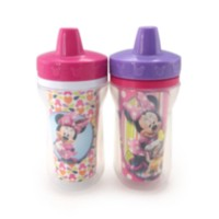 Minnie Insulated 9 oz. Sippy Cup 2pk