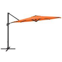 CorLiving 11 Ft Deluxe Offset Patio Umbrella