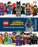 Lego Dc Comics Super Heros Charcter Encyclopedia