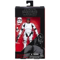 "Star Wars Episode VII Black Series 6"" Finn Action Figure"