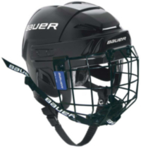 Bauer M10 Helmet Combo With Cage
