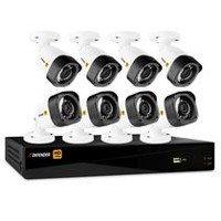Defender HD 1080p 16 Channel 2TB DVR Security System and 8 Bullet Cameras