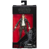 Star Wars: The Force Awakens Black Series 6-inch Han Solo Figure