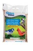 Great Value Wild Bird Food 9kg