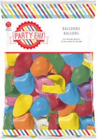 "PARTY-EH! 12"" Helium Qulaity Latex Balloons Assorted"