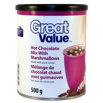 Great Value Instant Hot Chocolate Mix With Marshmallow