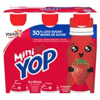 Minigo by Yoplait Finding Dory Strawberry Flavour Drinkable Yogurt