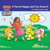 Fisher-Price If You're Happy and You Know It CD Set of 2