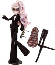 Poupée Zomby Gaga de Monster High