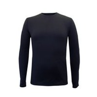 Athletic Works Men's Crew Neck Fleece Thermal Shirt L
