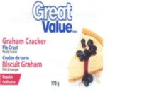 Great Value Graham Cracker Pie Crust Ready To Eat
