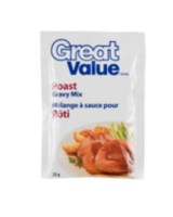 Mélange à sauce pour rôti Great Value