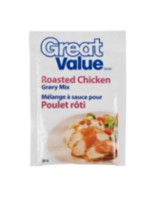 Great Value Roasted Chicken Gravy Mix