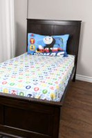 Thomas & Friends Ensemble de drap pour lit une place - multicolorés