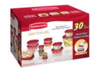 30 Pce Easy Find Lids Food Storage Set