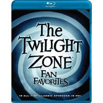 The Twilight Zone : Fan Favorites (Blu-ray)