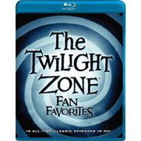 The Twilight Zone: Fan Favorites (Blu-ray)