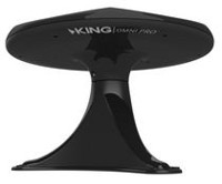 Antenne Omni Pro OTA HDTV (Noir) de KING Connect