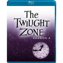 The Twilight Zone: Season Four (Blu-ray)