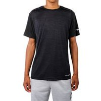 AND1 Men's Go-to-Performance Basketball Top Black Heather S
