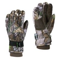 Realtree Youth Heavyweight Gloves M