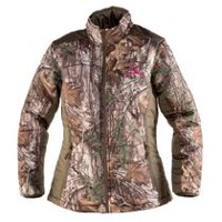 Realtree Women's Bubble Jacket M