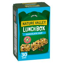 Nature Valley Lunchbox Chewy Chocolate Chip Granola Bars