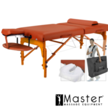 "Volante LX 31"" Portable Massage Table Package"
