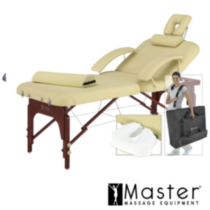 "Salon Pro Portable LX 30"" Massage Table Package"