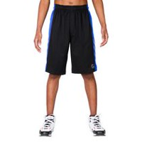 AND1 Men's Clutch Shooter Game Shorts BLACK L