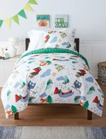 Mainstays kids Boys' Tree Duvet Cover Set Twin