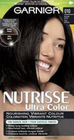 Garnier Nutrisse Ultra Color Haircolour Black