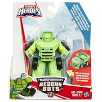 Playskool Heroes Transformers Rescue Bots Boulder the Construction Bot Action Figure