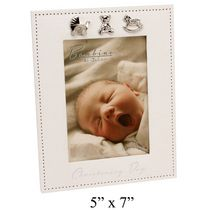Kangaroo Bambino Christening Day Photo Frame