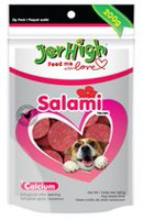 JerHigh Salami Dog Treat