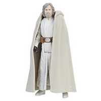 Star Wars - Figurine Force Link Luke Skywalker (Maître Jedi)