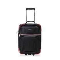 """JetStream Luggage 18"""" Upright  Suitcase"""