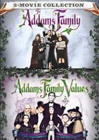The Addams Family / Addams Family Value - 2 Movie Collection