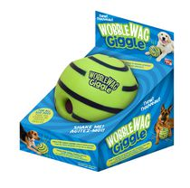 Allstar Wobble Wag Giggle Toy for All Size Dogs